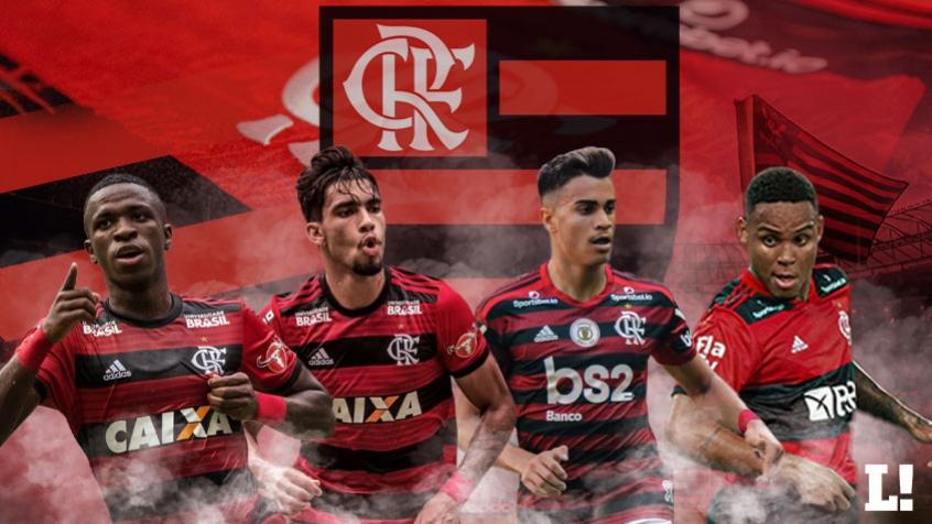 Entenda como o Flamengo fez da base um segredo do seu sucesso