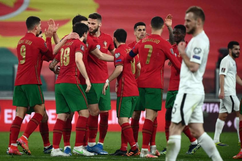 Espanha X Portugal Saiba Onde Assistir E As Provaveis Escalacoes Lance