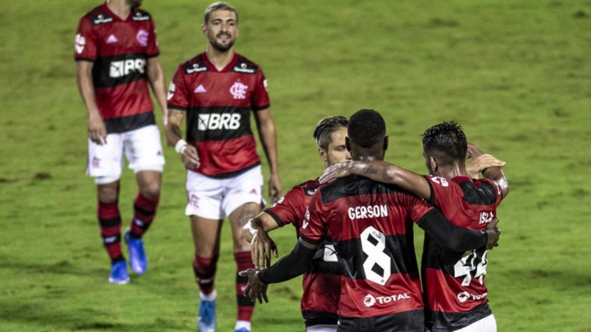 Após goleada, Flamengo domina seleção da rodada do Carioca com seis representantes; confira