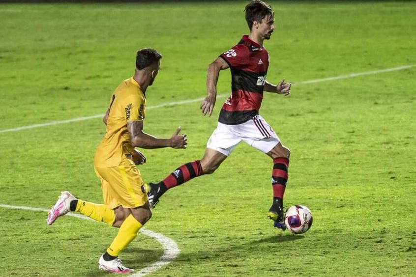 Flamengo x Madureira - Rodrigo Caio