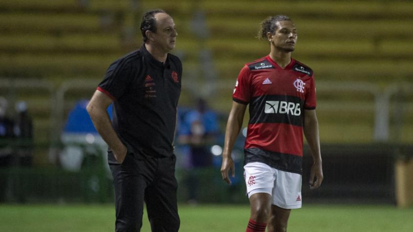Técnico aponta a principal evolução do Flamengo e fala de decisão: Palmeiras é forte, temos respeito