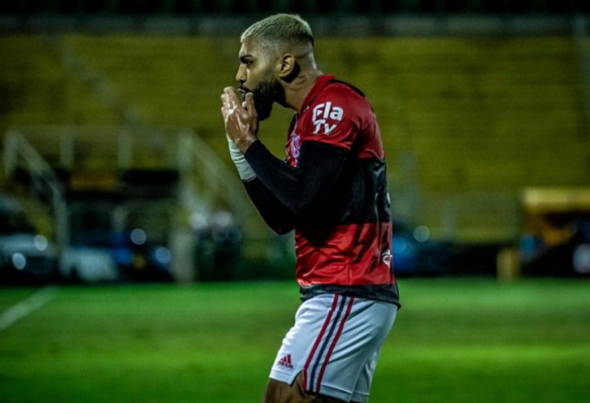 Flamengo tem saldo de gols superior a gols marcados por todos os outros clubes grandes