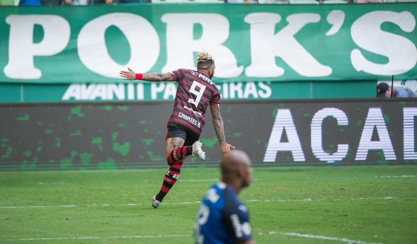 Gabriel Barbosa - Gabigol x Palmeiras)