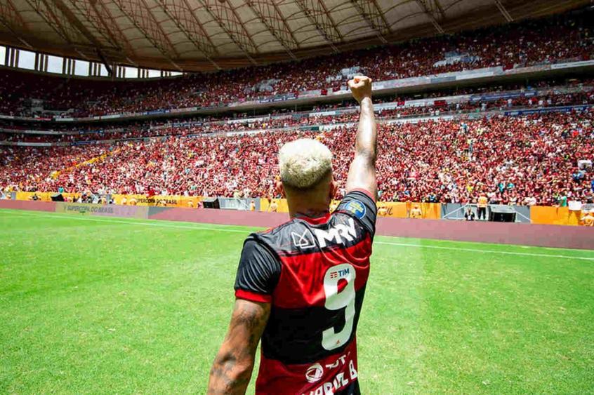 Em busca de novo título, Flamengo defende bom retrospecto no Mané Garrincha