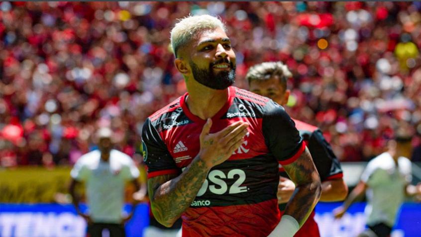 Gabigol encara a sua maior vítima atrás de mais um título no Flamengo