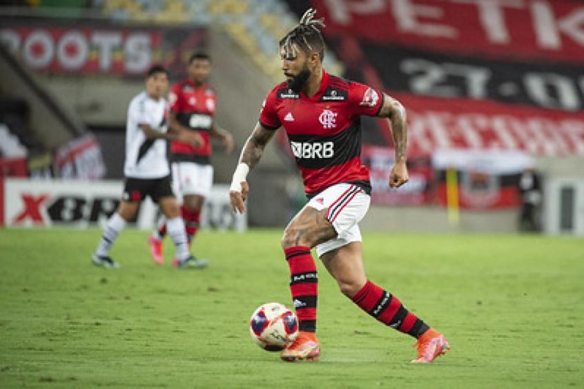 Gabigol - Flamengo x Vasco