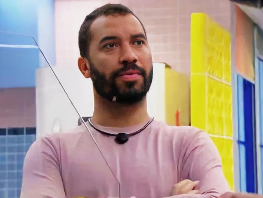 Sport posta apoio a Gil do Vigor, do BBB; torcedores fazem 'mutirão' de votos para salvá-lo do Paredão   LANCE!