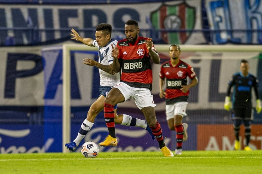 Estreia na Libertadores é tônica do  Flamengo de 2021