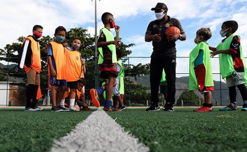 Projeto para Flamengo captar talentos nas comunidades da Grande Tijuca inicia esta semana
