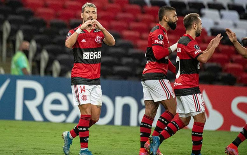 RMP exalta Arrascaeta e diz que uruguaio é disparado o jogador mais importante do Flamengo