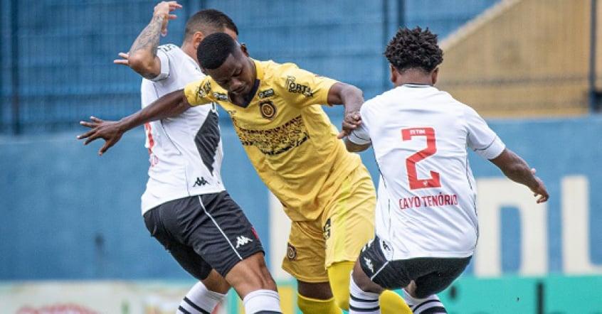 Com reservas, Vasco perde para o Madureira e sai atrás na semifinal da Taça  Rio | LANCE!