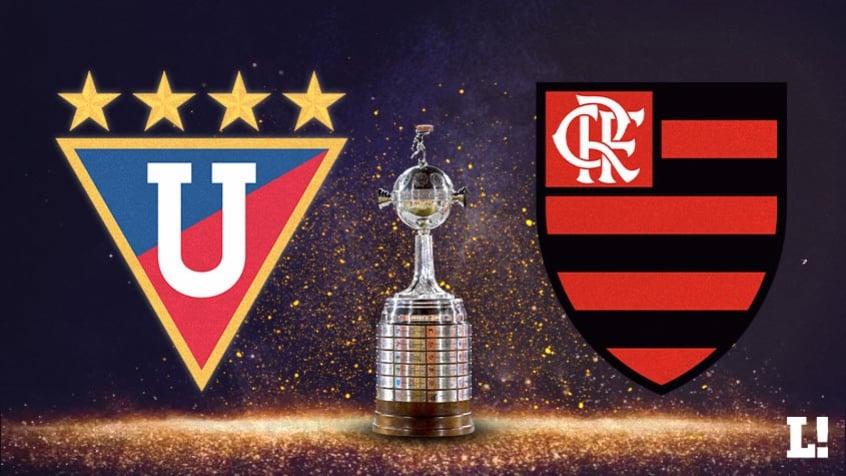 Flamengo x LDU pela Libertadores será exibido no SBT para quase todo o país