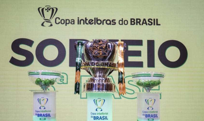 Sorteio Copa do Brasil