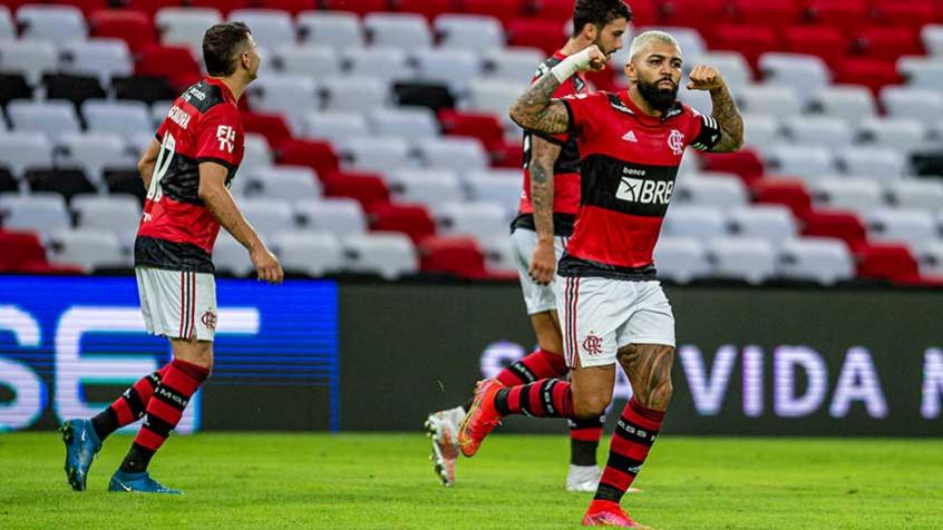 Com show de Gabigol, Flamengo bate o Volta Redonda, faz 7 a 1 no agregado e vai à final do Carioca