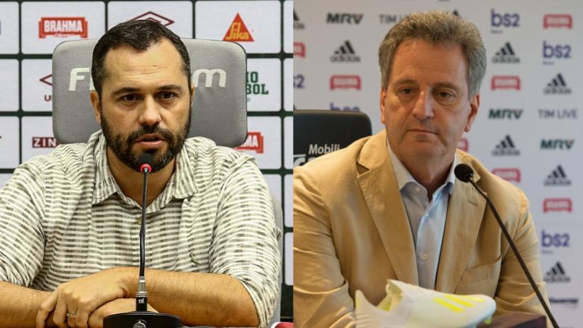 Flamengo e Fluminense repetem tensões em final do Carioca