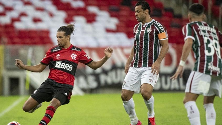 Willian Arão: Estar chegando nessa marca de 300 jogos pelo Flamengo é um orgulho muito grande