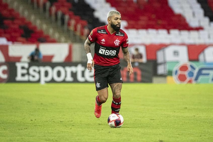 Fluminense x Flamengo: Gabigol ouve provocação sobre episódio do cassino e responde: Ganho lá e ganho aqui