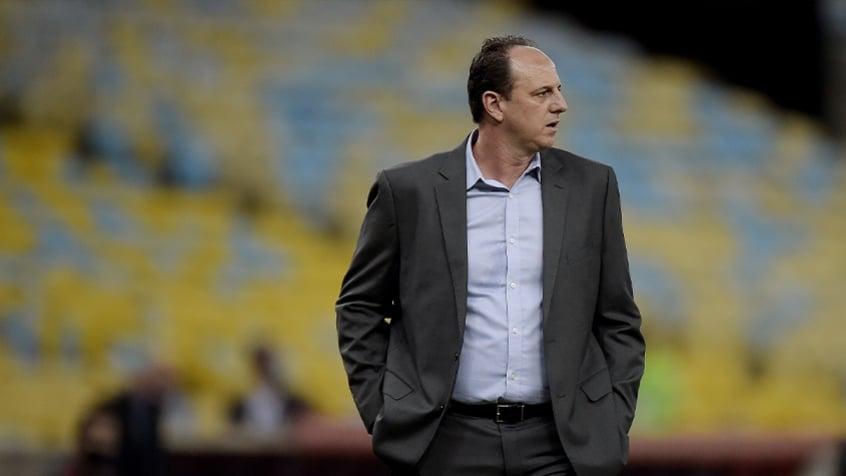 Rogério Ceni tem início de Brasileiro pior do que o de Dome pelo Flamengo na temporada passada