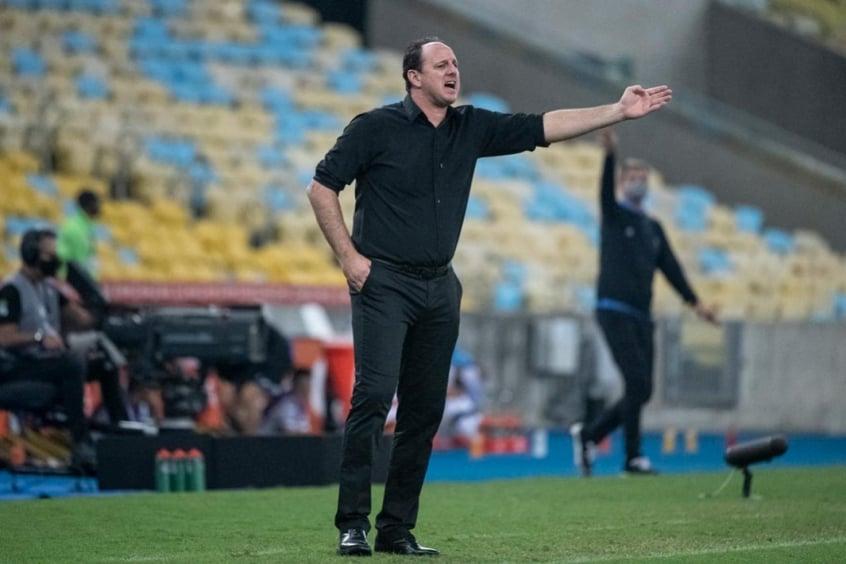 Ceni admite Flamengo 'abaixo do esperado' e cita inspiração em 2019: 'Foi  evoluindo e chegou ao título'