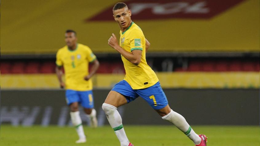 Richarlison E Neymar Marcam E Selecao Vence Equador Em Jogo Emblematico Das Eliminatorias Lance