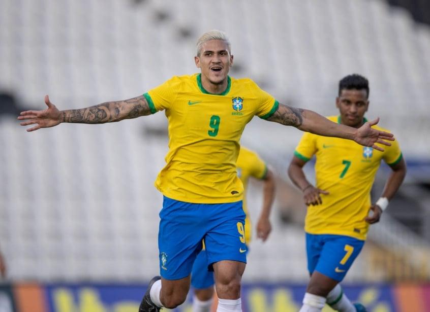 Brasil x Cabo Verde - Pedro