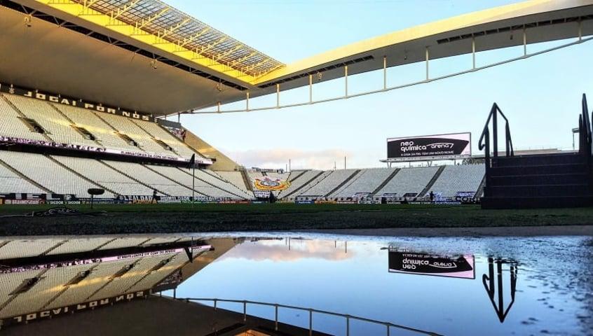 Duílio afirma que Corinthians está próximo de acordo com a Caixa por dívida da Neo Química Arena