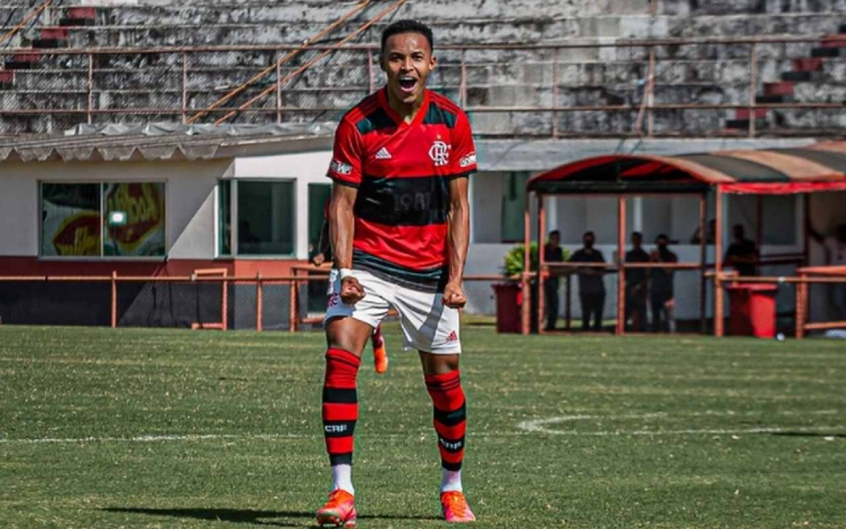 Lázaro - Flamengo