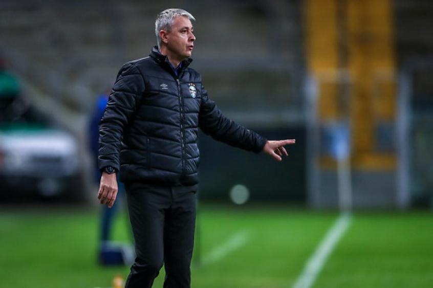 Tiago Nunes deveria pedir demissão do Grêmio', diz Casagrande | LANCE!