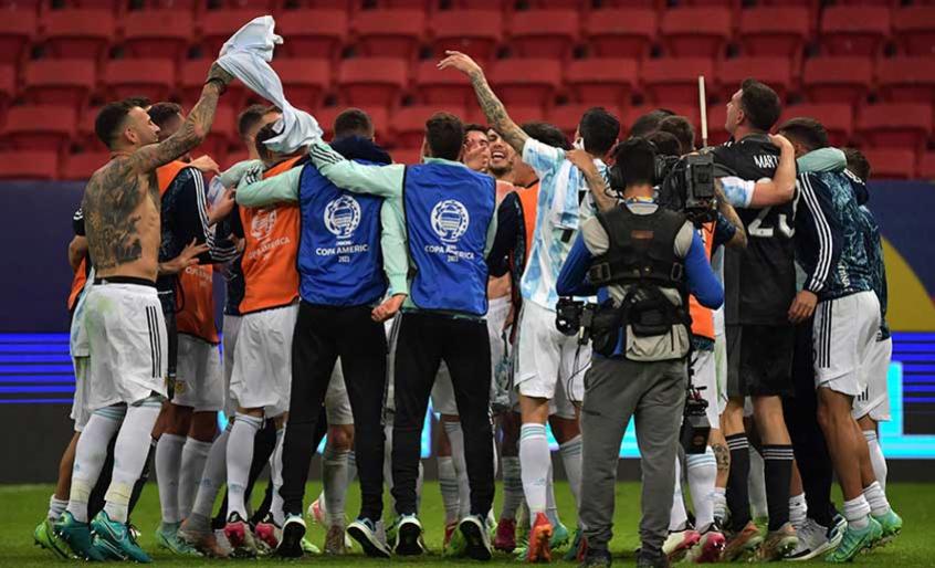 Comemoração Argentina