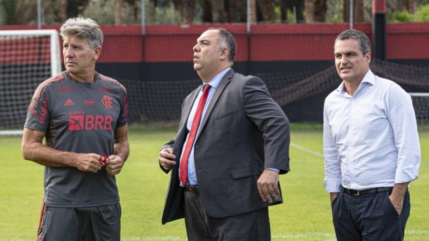 Com meia a caminho, Flamengo pisa no acelerador por reforços
