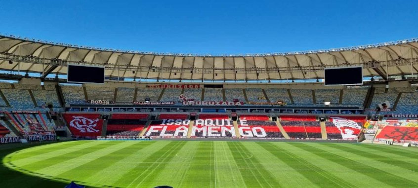 Maracanã - Flamengo x São Paulo