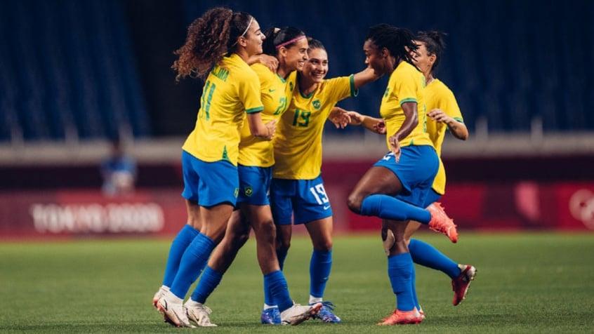 Seleção feminina de futebol - Olimpiadas