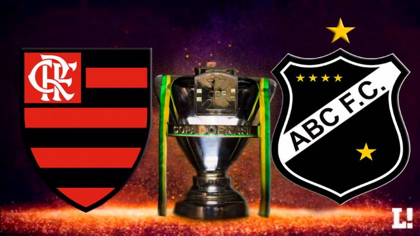 Tudo sobre Flamengo x ABC