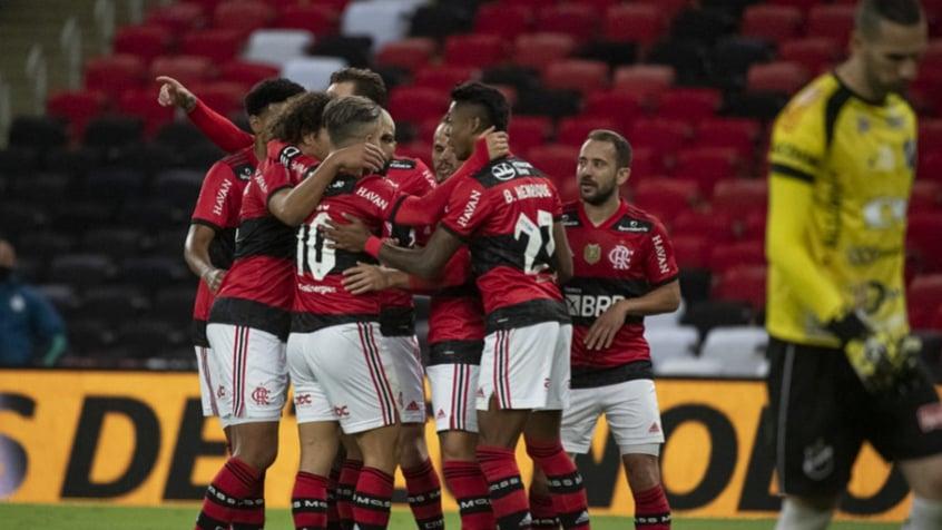 Flamengo soma quase 50 da premiação esperada e mira nova bolada na Copa do Brasil