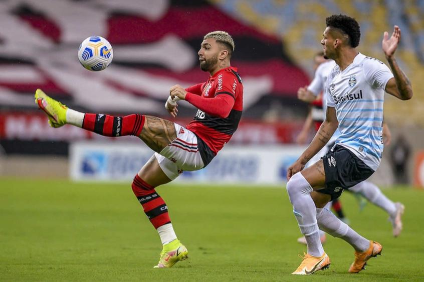 Campeonato Brasileiro: Flamengo repete roteiro pré-Libertadores e não depende mais de si