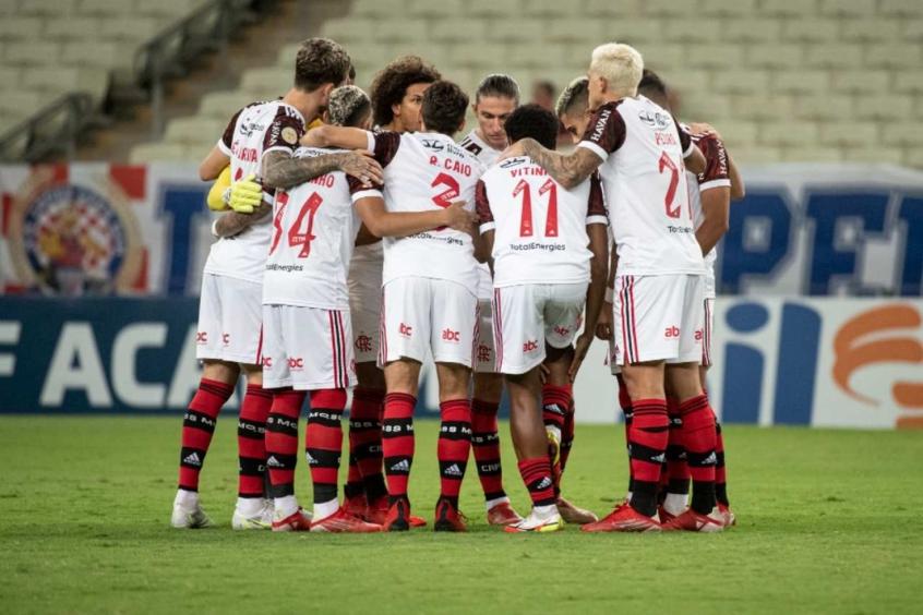 Flamengo vai para a 3ª via na criação na próxima rodada do Brasileiro