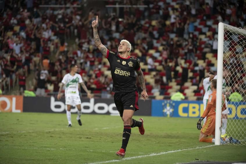 Pedro - Flamengo x Juventude