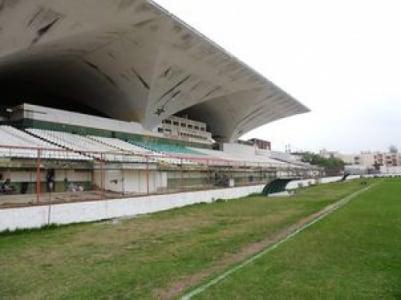 Estádio Luso Brasileiro é a casa da Portuguesa-RJ (Foto: Divulgação)
