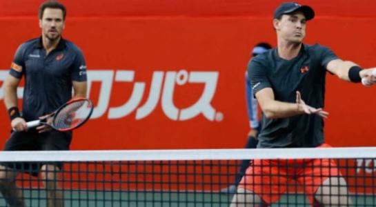 Marcelo Melo é vice nas duplas no Torneio dos Campeões da ATP