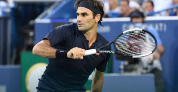 Federer e Djokovic em rota de colisão nas quartas do US Open  661314e7de623