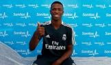Vinicius Júnior no Real Madrid