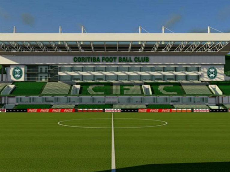 Couto Pereira, estádio do Coritiba