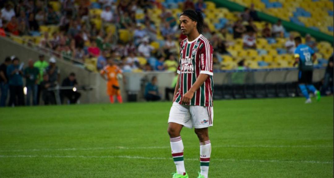 Ronaldinho Gaúcho foi a maior decepção do Fluminense no ano (Foto: Bruno Haddad/Fluminense F.C)