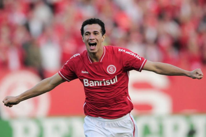 f33c1757b203f Leandro Damião no Internacional (Foto  Site Oficial   Internacional)