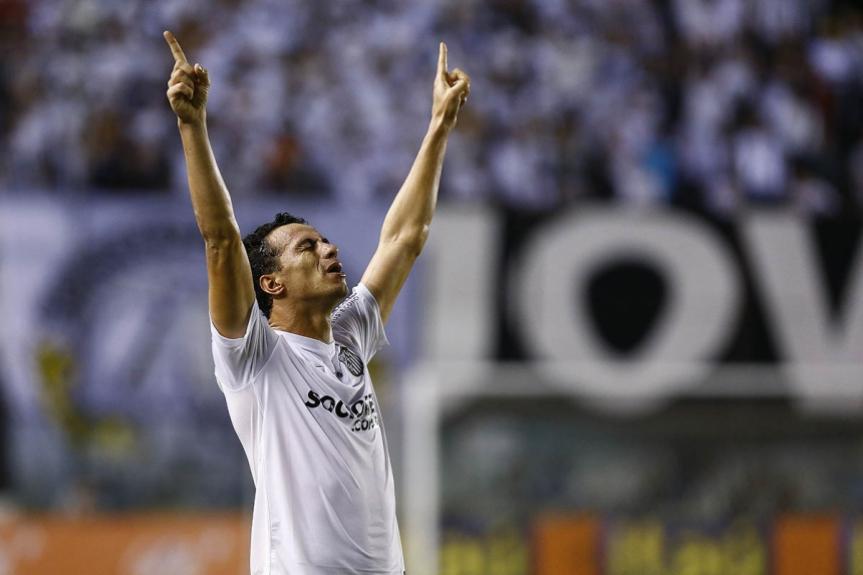Leandro Damião - Santos