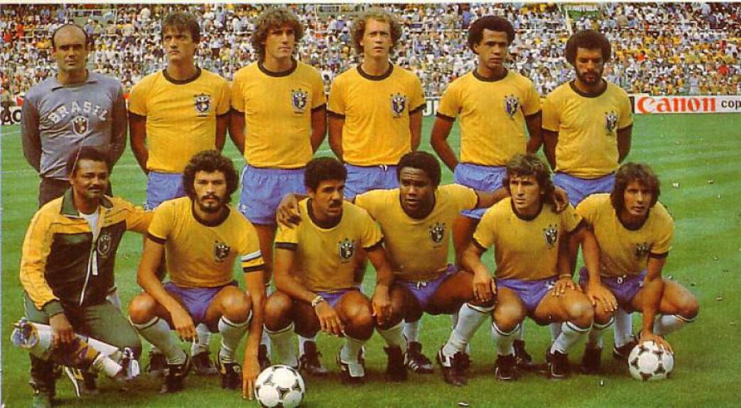 35 anos de Sarriá  Por onde andam os convocados da Seleção de 1982 ... bab52fd950d56