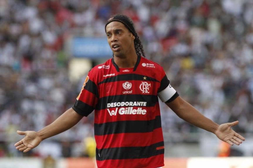 Flamengo 2011 - Ronaldinho Gaucho