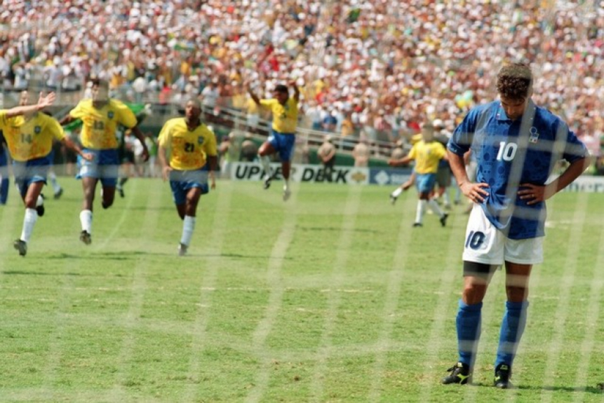 Roberto Baggio - Brasil x Itália - 1994