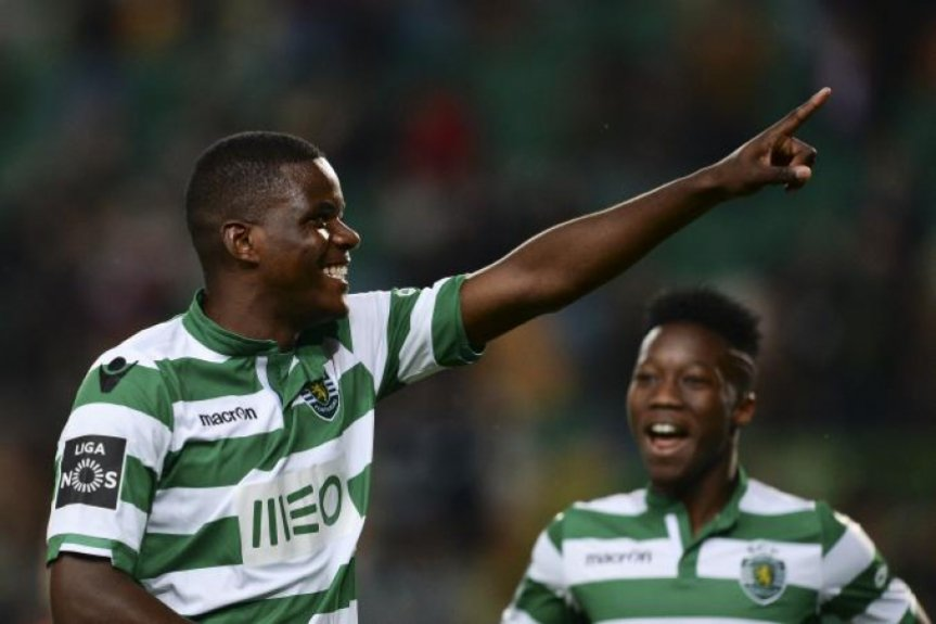 William Carvalho - Sporting