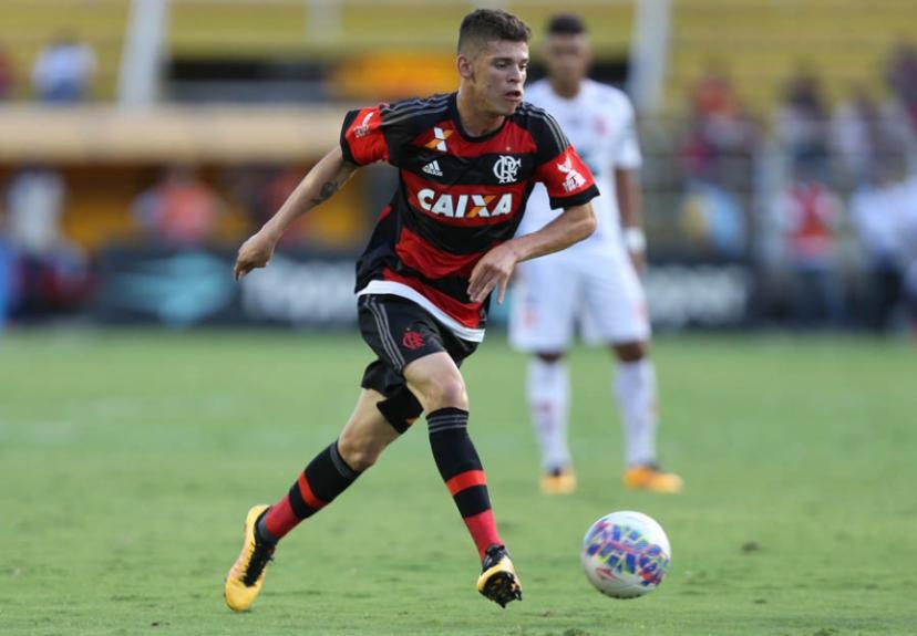 Flamengo - Ronaldo (foto:Cleber Mendes/LANCE!Press)